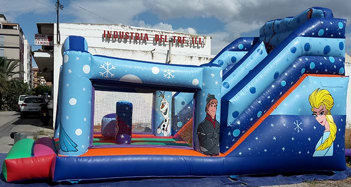 Alquiler Hinchables